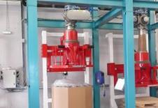 Dispositif de remplissage d'octabin sous silos